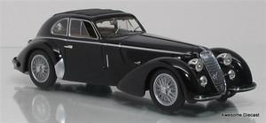 Minichamps 1:43 1938 Alfa Romeo 8C 2900 B Lungo