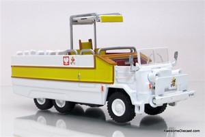 IXO 1:72 Star 660 PopeMobile Parade Vehicle