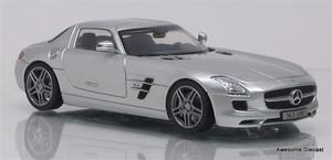 Schuco 1:43 Mercedes SLS AMG