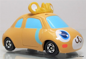 Tomica 1:64 Hamsterland Hoppy Car: China Edition