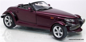 Danbury Mint 1:24 1997 Plymouth Prowler