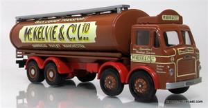 Corgi 1:50 Leyland Octopus Elliptical Tanker: McKelvie & Co. Ltd