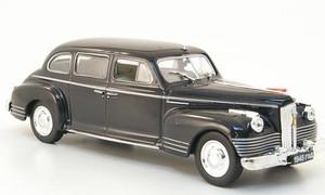 ZIS 1:43 Nash Avtoprom 110 Limousine: Black