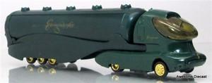 FuturRigs 1:87 mmPro Silo-Tanker: Ehringsdorfer Transport
