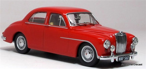 Oxford Diecast 1:43 MGZA Magnette