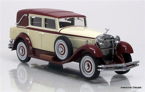 IXO 1:43 1930 Isotta Fraschini Tipo 8