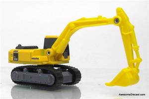Tomica Komatsu PC200 Excavator