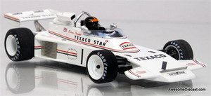 Spark 1:43 1973 Lotus 74 No. 1 Rouen F2: Emerson Fittipaldi