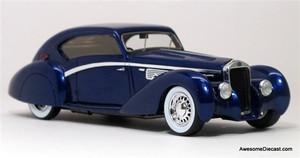 Spark 1:43 1938 Delage D8 120 Letourneur Coupe