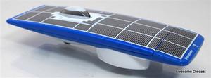 Tomica Tokai University Solar Powered Car: Tokai Challenger