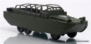 Weapons Of War 1:72 1944 GMC DUKW 353 Amphibious Vehicle
