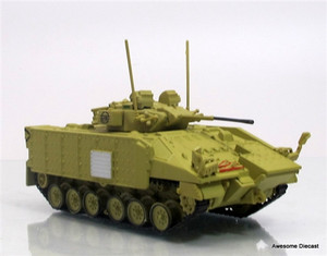 Battle Ground Replicas 1:72 2003 MCV-80 Warrior 7th Armoured Brigade Iraq