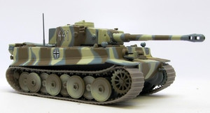 Weapons of War 1:72 1943 Tiger Tank