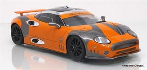 Spark 1:43 2008 Spyker C8 Laviolette
