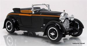 Minichamps 1:43 1928 Lorraine-Dietrich Type B3-6 Sport Roadster