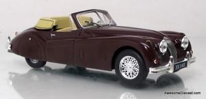 IXO/Altaya 1:43 1956 Jaguar XK140