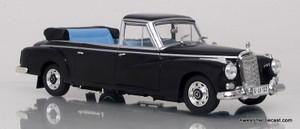 Norev 1:43 1963 Mercedes 300 D Landaulet Limousine