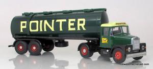 Corgi 1:50 Scammell Highwayman & Tanker Trailer - Pointer