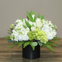 Whisper Whites Standard in Washington DC and Rockville MD, Palace Florists