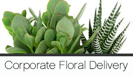 Corporate Floral Delivery