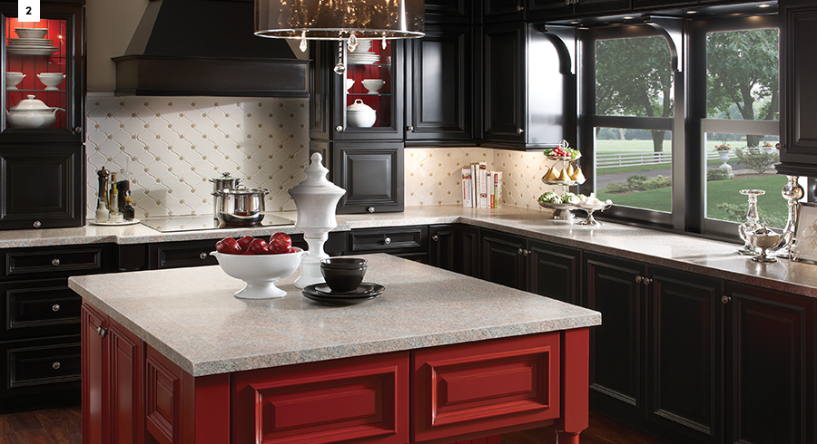 Kitchen Colors Dark Is The New Neutral Kraftmaid