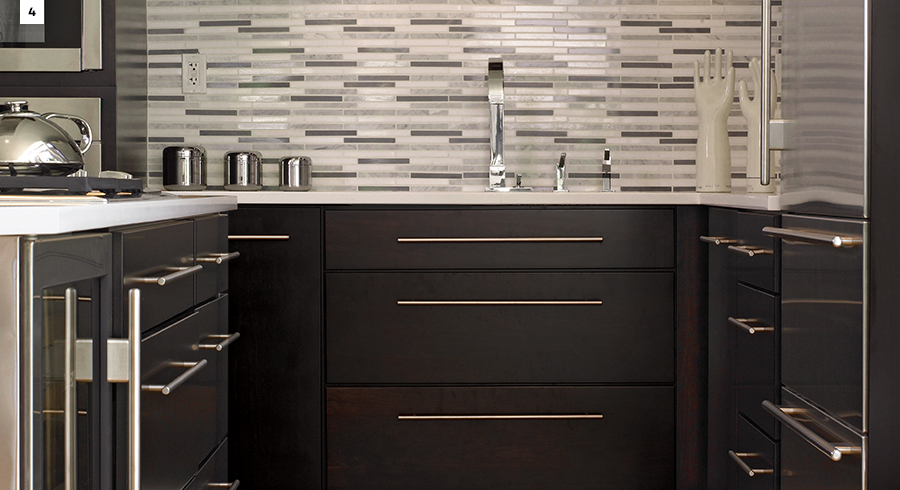 Is Black A Neutral Color kitchen colors: dark is the new neutral - kraftmaid