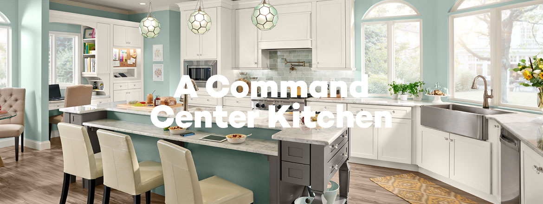 A Command Center Kitchen