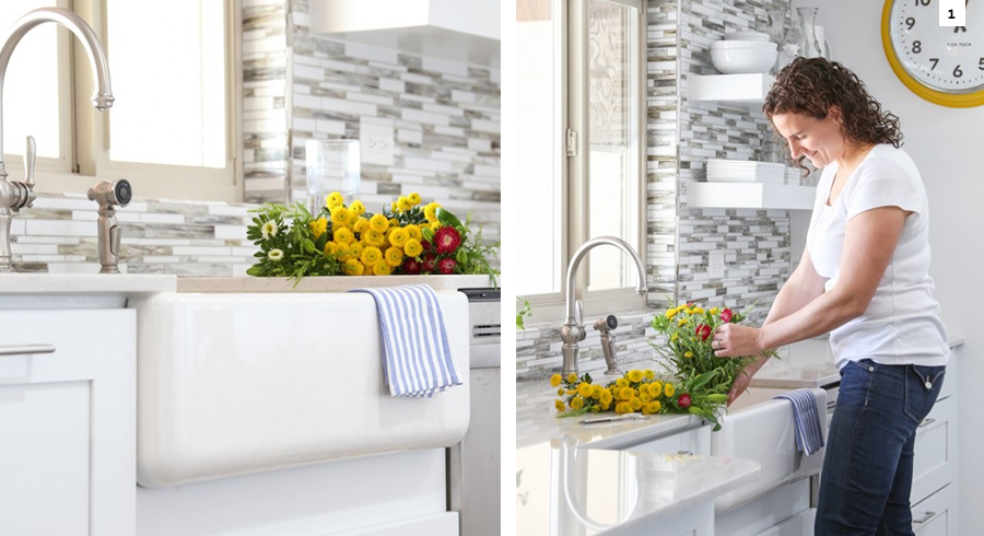 10 Big Space Saving Ideas For Small Kitchens: Small Kitchen Ideas : 5 Space-saving Tips That Work