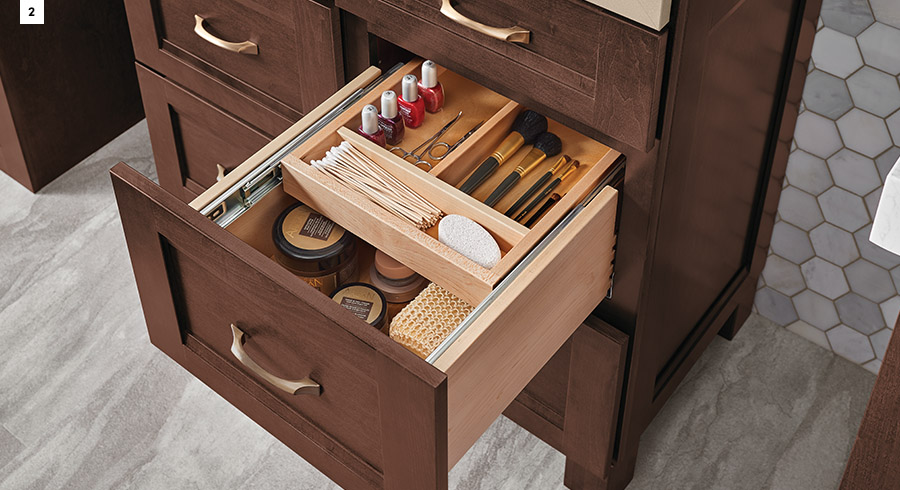 4 Bathroom Storage Solutions To Simplify Your Life Kraftmaid