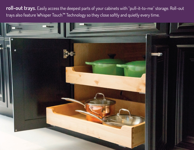 Video kitchen of the year sensible storage kraftmaid for Kraftmaid closet systems