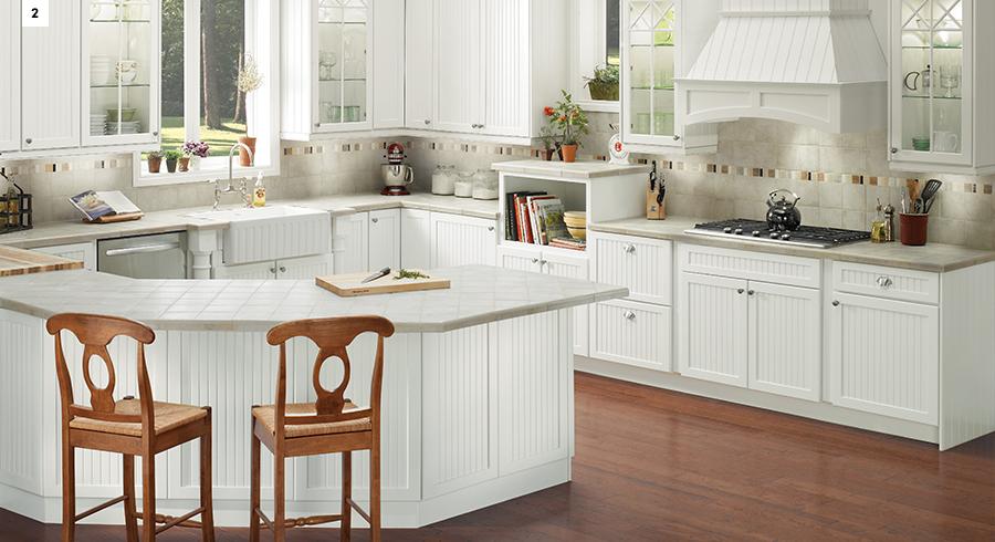 G Shaped Kitchen Layout