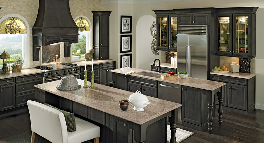 Bon KraftMaid Kitchen Cabinetry