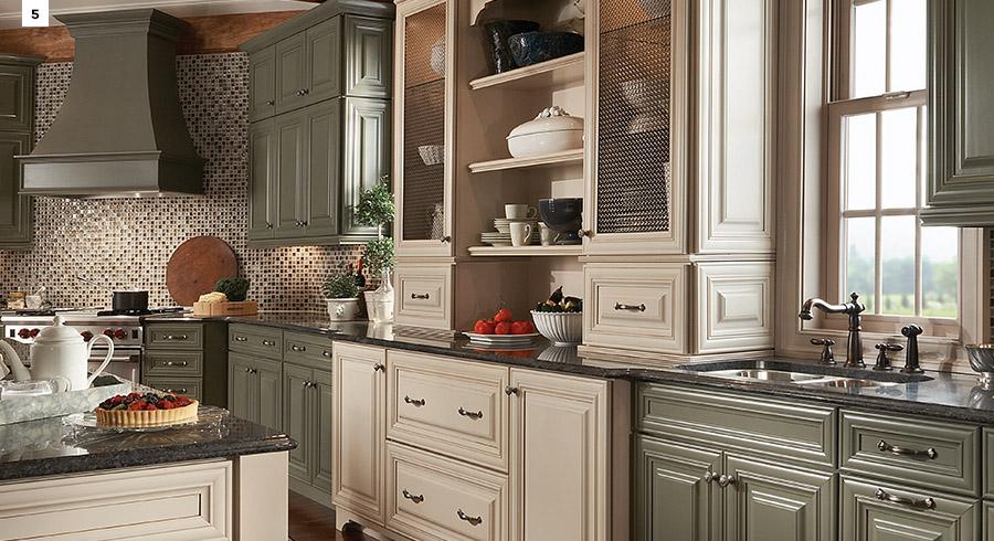 KraftMaid Kitchen