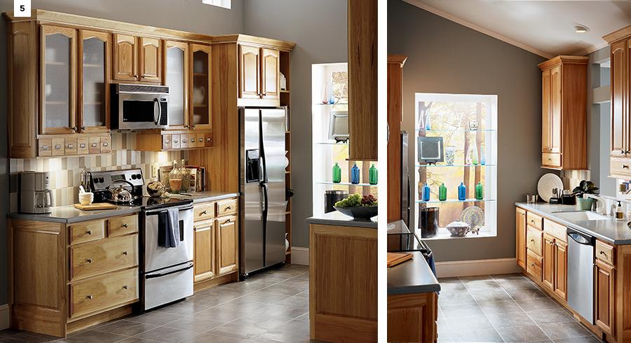 Best Kitchen Layout : Most popular kitchen layouts kraftmaid