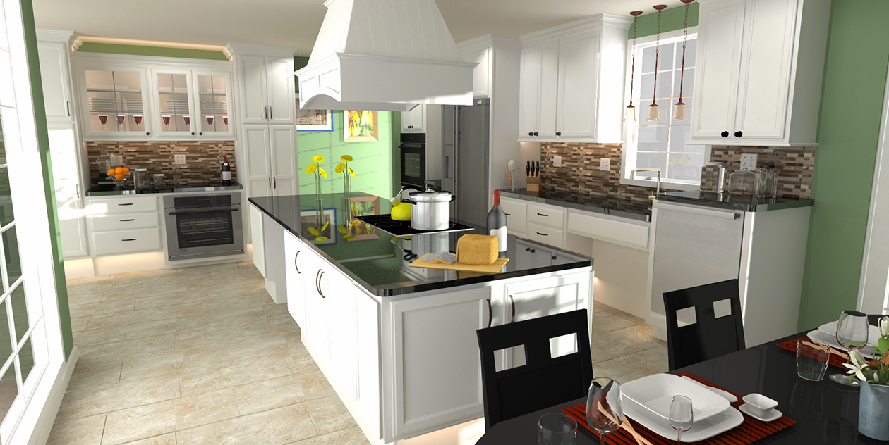 Universal Design Kitchen Cabinets How To Design A Universal Kitchen Like This Award Winner Kraftmaid