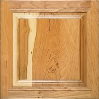 hard maple cabinets