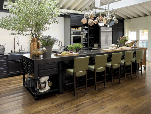Maple Kitchen In Onyx Kraftmaid