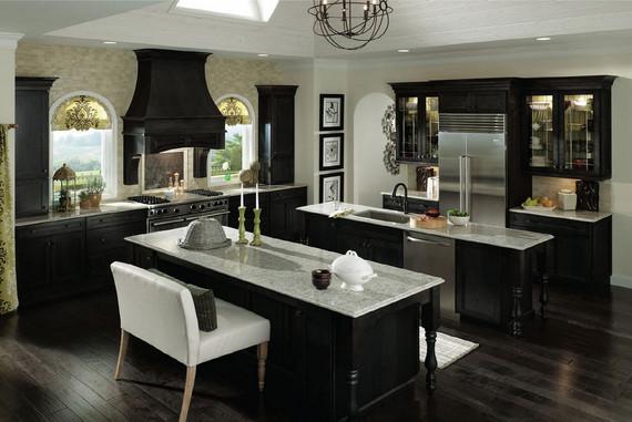 Maple Kitchen In Slate Kraftmaid