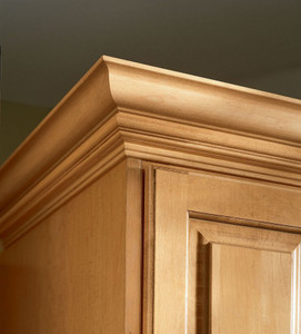 Classic Crown with Ogee Molding