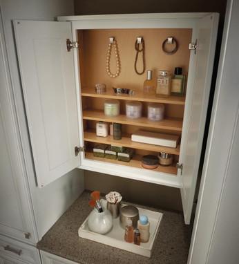 Vanity Wall Cabinet Kraftmaid