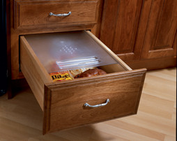 Sliding Bread Box Lid