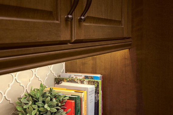 Under cabinet lighting kraftmaid under cabinet lighting aloadofball Choice Image