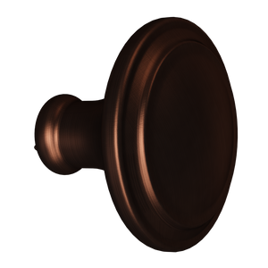 Statuary Bronze Simplicity Knob