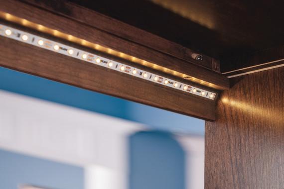 & LED Flexible Strip Tape Light