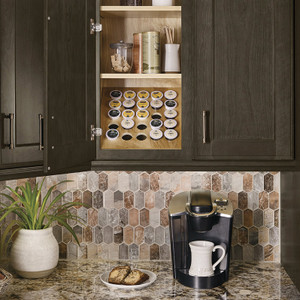 K-Cup Organizer Shelf
