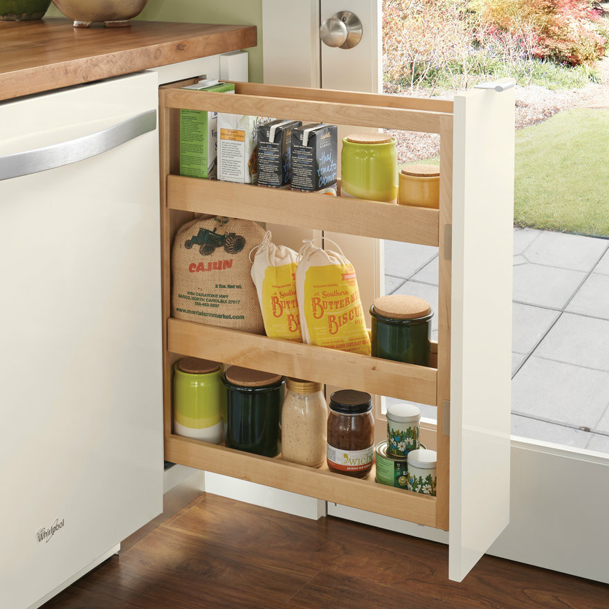 Base Pull Out Pantry Kraftmaid