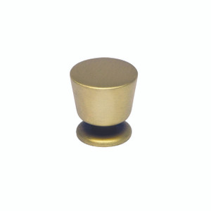 Waterton Knob  - Brushed Brass