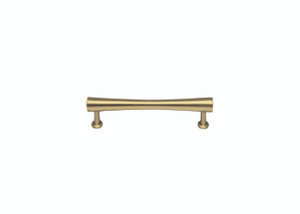Waterton Pull - Brushed Brass 4""
