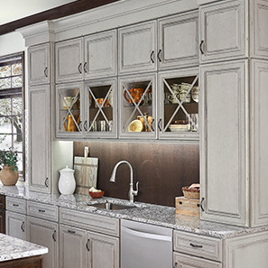 Over-Sink Hutch