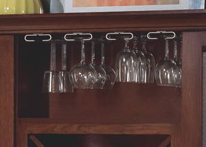 Wire Stem Glass Holder (4 individual units in photo)